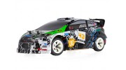 WL Toys K989 1:28 Scale Rally Car (RTR) close up