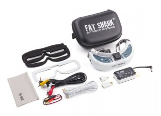 Fatshark Dominator HD3 Kit