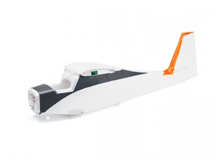 Durafly® ™ Tundra - Fuselage Set (Orange/Grey)