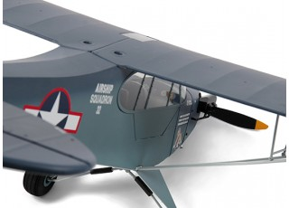 H-King J3 Navy Cub (NE-1) 1400mm (PnP) - inside