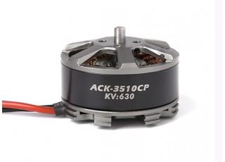ACK-3510CP-630KV Brushless Outrunner Motor 3~4S (CW) - main