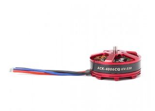 ACK-4006CQ-550KV Brushless Outrunner Motor 4~5S (CW) - full