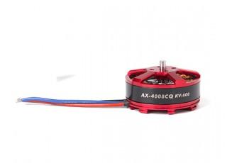 AX-4008CQ-600KV Brushless Outrunner Motor 4~5S (CW) - full