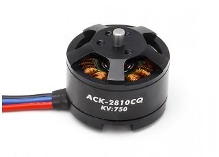 ACK-2810CQ-750KV Brushless Outrunner Motor (CCW)