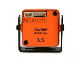 Runcam Eagle CMOS 800TLV Back View