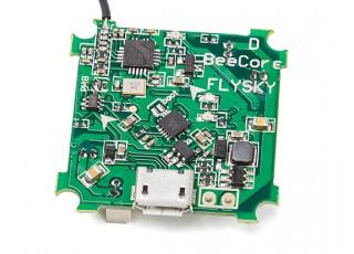 Inducore F3 FC w/ FlySky receiver bottom