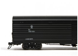 B15E Refrigerated Freight Car (HO Scale - 4 Pack) Set 1 2