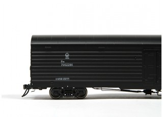 B15E Refrigerated Freight Car (HO Scale - 4 Pack) Set 1 4