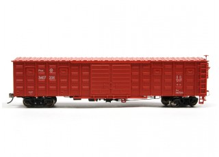 P64K Box Car (Ho Scale - 4 Pack) Side