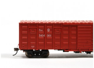 P64K Box Car (Ho Scale - 4 Pack) Detail 4