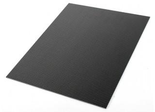 Carbon Fiber Sheet, 400 x 300 x 2mm