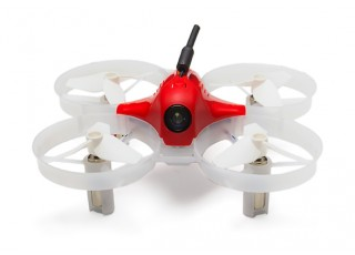 Cheerson CX-95S FPV Drone (DSM2/DSMX) BNF (Red) - front view
