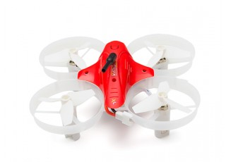 Cheerson CX-95S FPV Drone (DSM2/DSMX) BNF (Red) - rear view