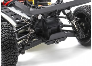 HIMOTO BARREN 4WD 1/18 Mini Desert Buggy (RTR) - rear suspension