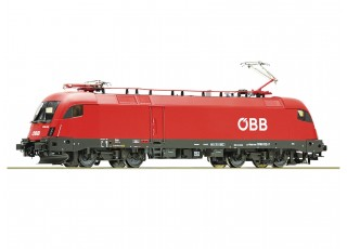 Roco/Fleischmann HO Electric Locomotive 1016 012 OBB (DCC Ready)