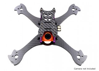 GEP - Mark1 210mm FPV Racing Drone Frame Kit - front view
