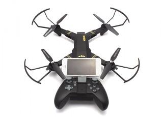 Visuo Drone w/Auto Hover (1280*720 WiFi Camera) - setup