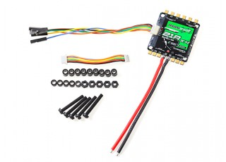 Turnigy Multistar BL-32 4-in-1 32bit 21A 11g Race Spec ESC 2~4S (OPTO) overview