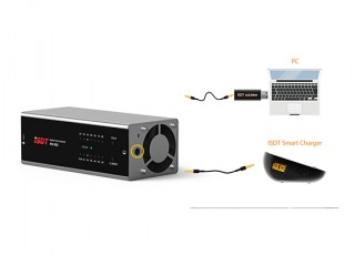 ISDT FD100 Smart Discharger for LiPo/LiHv/LiFe/LiIon Batteries (SC-Linker)
