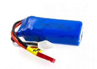 WL Toys K989 1:28 Scale Rally Car - 7.4v 400mAh LiPo Battery K989-60
