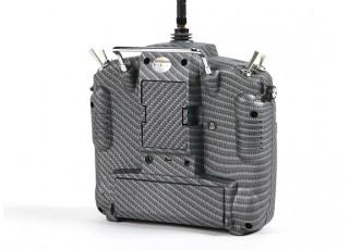 FrSky 2.4GHz ACCST TARANIS X9D PLUS Special Edition (M2) (EU Version) (Carbon Fiber) (EU Plug) back
