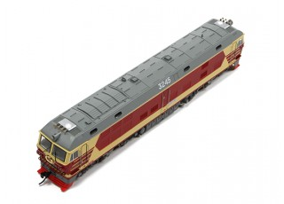 DF4DK Diesel Locomotive HO Scale (DCC Equipped) No.3 2