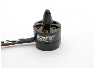 SCRATCH/DENT - Black Widow 2208 2100KV With Built-In ESC CCW