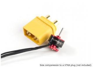 Turnigy D0703-10000KV Brushless Micro-Drone Motor (1.9g) - size