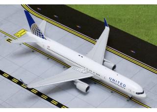 Gemini Jets United Airlines Boeing B757-200W N598UA 1:200 Diecast Model G2UAL501