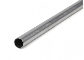K&S Precision Metals Aluminum Stock Tube 11mm OD x 0.45mm x 1000mm (Qty 1)