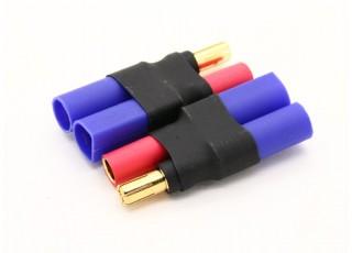 EC5 Male to 5.5mm  2pcs/bag