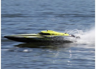 HydroPro Inception Deep Vee Racing Boat in it's natural enviroment