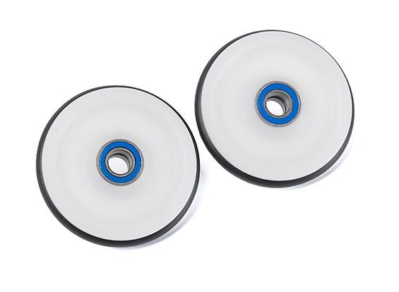 BSR Berserker Wheelie Bar Replacement Wheels (2pcs)