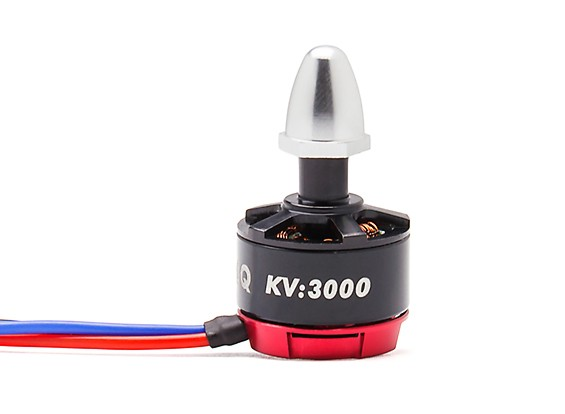 AX-1306Q 3000KV High Performance Mini Drone Racing Motor (CW)