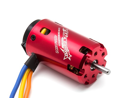 Turnigy TrackStar 1/14 Scale Sensored Brushless Motor 4620KV