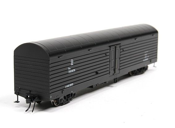 B15E Refrigerated Freight Car (HO Scale - 4 Pack) Set 1 Front