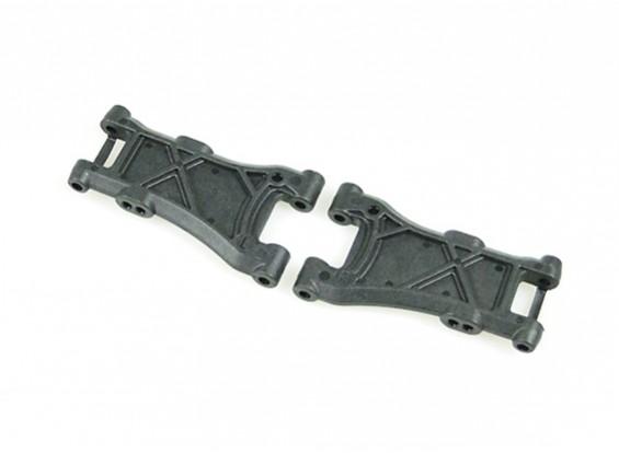 Turnigy TD10 V2 Touring Car - Rear Suspension Arm (1 Set) SAK-U102