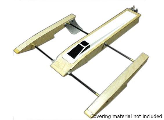 SCRATCH/DENT Zippkits JAE Mini Sprint Fast Electric Outrigger Kit