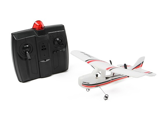 Micro 9g Lumière Aircraft Ready to Fly