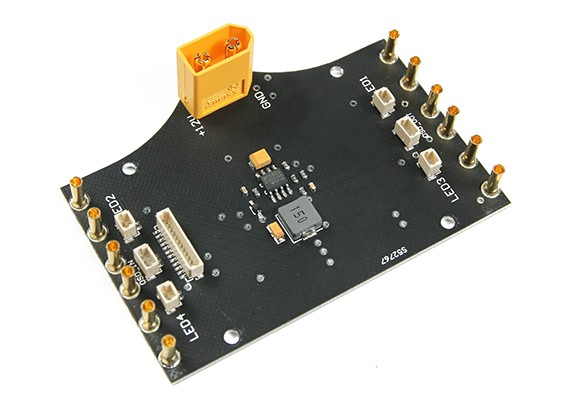 SCRATCH/DENT - Jumper 218 Pro Power Distribution Board