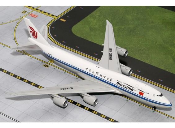 Gemini Jets Air China Boeing 747-8I B-2486 1:200 Diecast Model G2CCA506