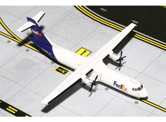"""Gemini Jets Federal Express """"Fedex""""  Aerospatile ATR-72-200F N812FX 1:200 Diecast Model G2FDX426"""