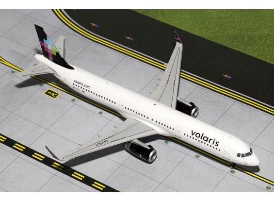 Gemini Jets Volaris Airbus A321-200SL XA-VLH 1:200 Diecast Model G2VOI540
