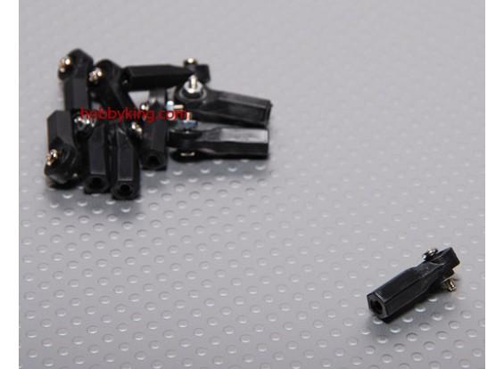 Joints de roulement standard 2x22x5.5 (10pcs / set)