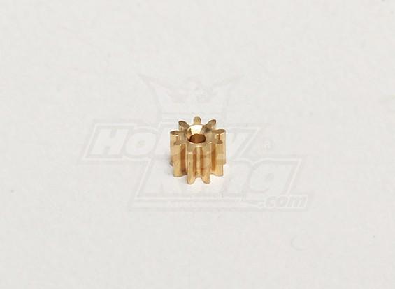 M0.3 1.0mm 9T pignon