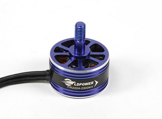 LD-POWER série Racing 2204-2300KV. CW
