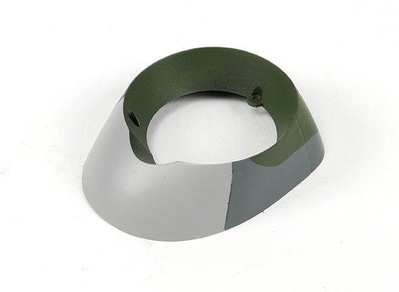 ETO (vert / gris) Spitfire Cowl. couleurs ETO
