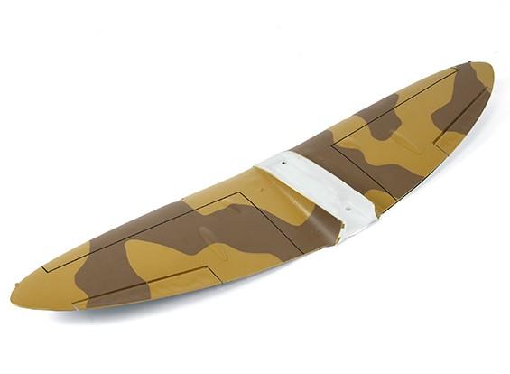 Durafly ™ Spitfire Mk5 Desert Scheme Aile principale