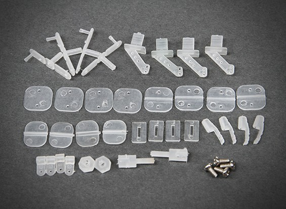 Pièces en plastique COMBO-02