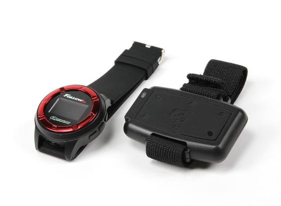 Regarder + GPS Tracker
